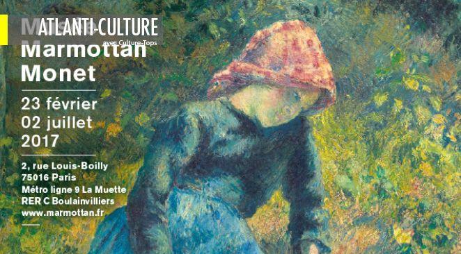 """""""Exposition Camille Pissaro"""" : le père de l'Impressionnime, c'est lui"""