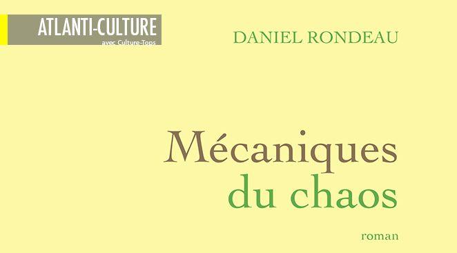 """""""Mécaniques du chaos"""" : Terreur et désolation, un grand thriller miroir du temps, jouissif pour l'esprit"""