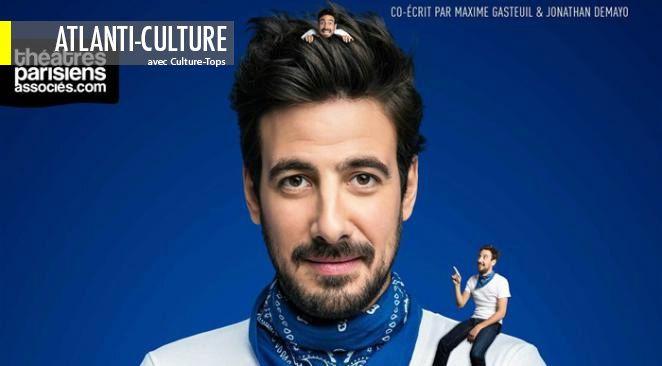 Maxime Gasteuil : fou, sympa, attachant...et prometteur!