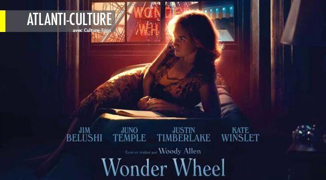 """""""Wonder Wheel"""" : du Woody Allen pur jus, du bon"""