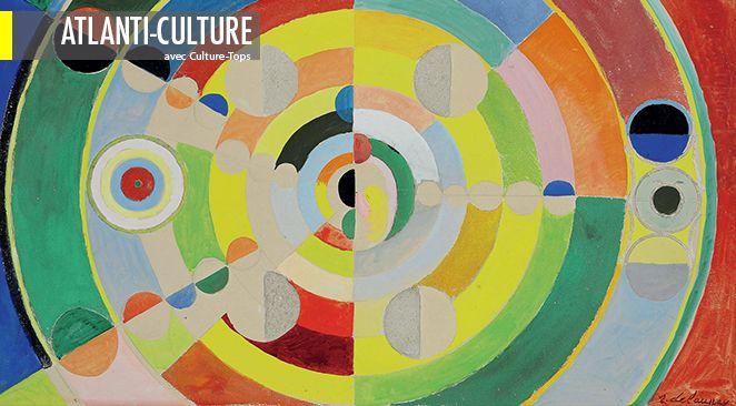 Sonia et Robert Delaunay sont des pionniers de l'abstraction.