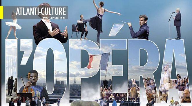 """""""L'Opéra"""" : quand l'envers du décor devient magique"""