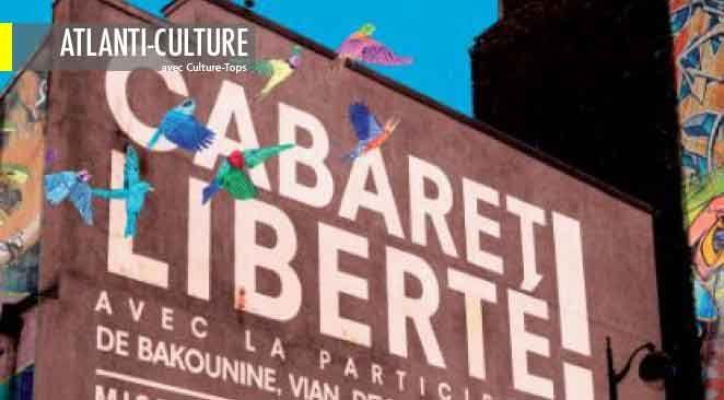 """""""Cabaret Liberté !"""" : magiciens de la pensée commune"""