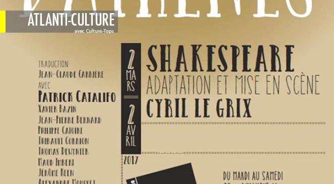 """""""Timon d'Athènes"""" : un Shakespeare peu connu, comédie grinçante et très actuelle"""