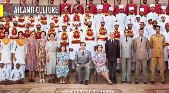 """Le coup de coeur de la semaine : """"Le dernier vice-roi des Indes"""" : du grand cinéma, merci !"""