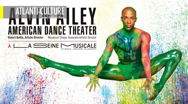 """Alvin Ailey American Dance Theater"" : le top du top de la danse contemporaine"