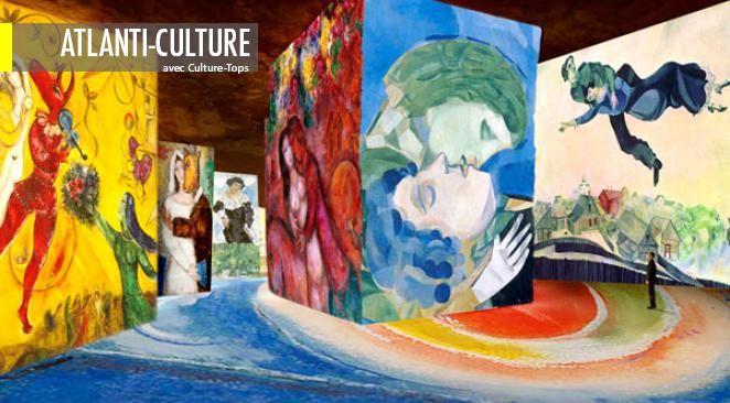 Chagall dans toutes ses splendeurs