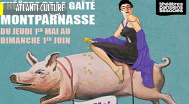 """""""En Mai c'est Ferrier ah la Gaîté !"""" se joue au théâtre de la Gaité Montparnasse."""
