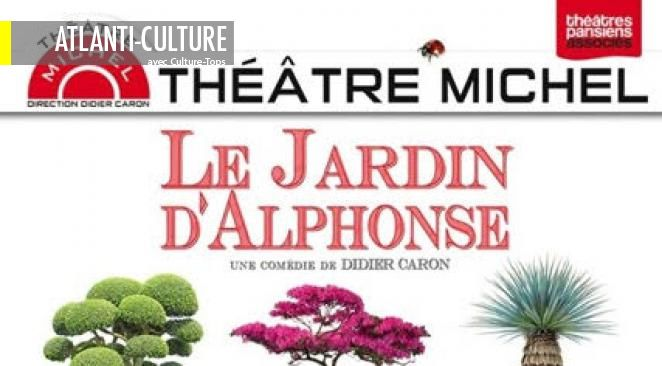 "Le Jardin d'Alphonse - Rare: un ""boulevard"" qui a du coeur"
