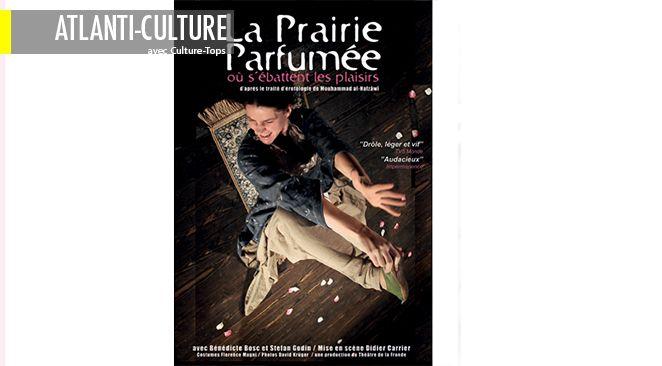 """""""La Prairie Parfumée"""" se joue au théâtre de l'Essaïon."""