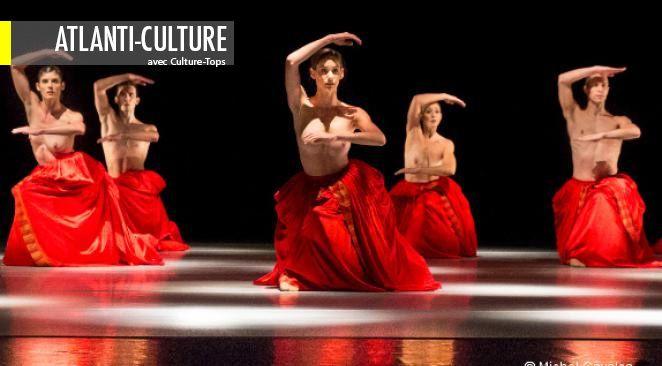 Les trois pièces présentées en ce moment à Garnier sont comme trois chatoiements d'une œuvre riche de mille reflets.