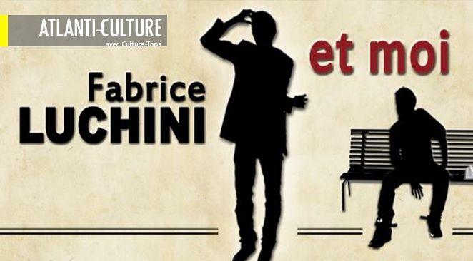 """""""Fabrice Luchini et moi"""" se joue au théâtre de l'Archipel."""