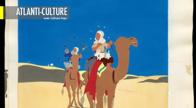 """L'exposition nous confronte à l'œuvre graphique d'Hergé à travers des dizaines de planches originales crayonnées ou à l'encre de Chine de Tintin, mais aussi de ses albums """"Quick et Flupke"""" et """"Jo, Zette et Jocko"""", où son style caractéristique se révèle."""