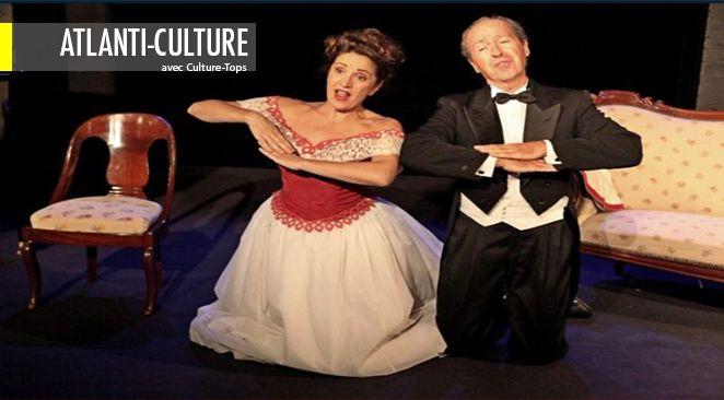 1875, une soprano et un baryton se retrouvent par hasard lors d'une audition préparatoire à la tournée en Amérique de Jacques Offenbach. Ils se sont aimés vingt ans plus tôt et ne s'étaient pas revus.