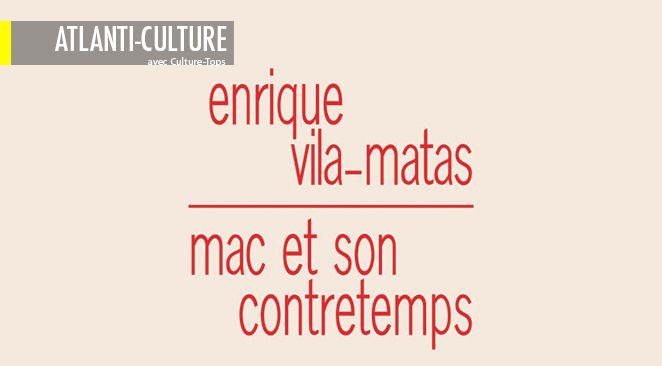 """""""Mac et son contretemps"""" : le cheminement loufoque et chaotique d'un apprenti-écrivain"""