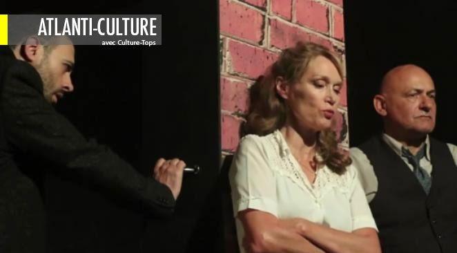Les comédiens se tirent bien de ce récit compliqué, décliné « comme une poupée gigogne » (dixit Barbier).