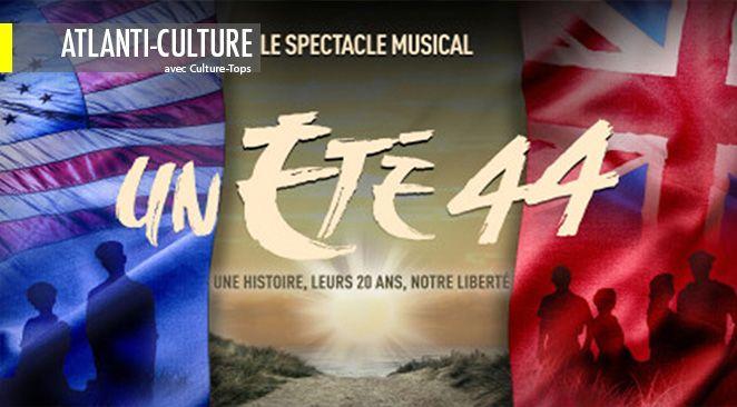 L'idée est très belle, d'avoir décidé de consacrer un spectacle aux jeunes, à tous les jeunes - y compris les Allemands, qui eurent une vingtaine d'années en France lors de l'été 1944.