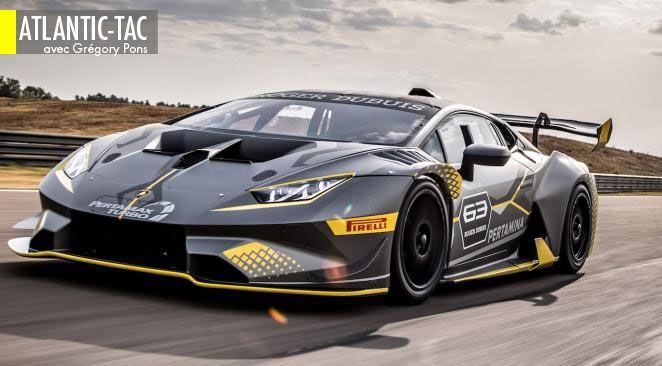 Une Lamborghini très affûtée qui a enfin trouvé la montre suisse de ses rêves...