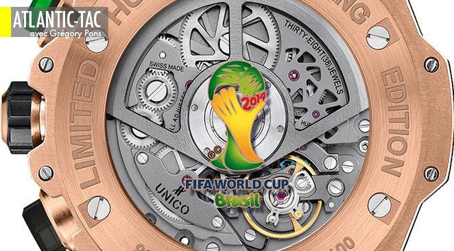 Le Mondial de football brésilien approche et les grandes marques de montres ont chaussé leurs crampons pour imaginer des solutions mécaniques pour les arbitres…
