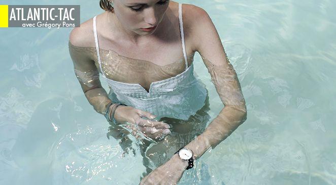 Une montre qui ressemble à une montre et qui devient votre coach santé personnel, en traçant vos activités, de jour comme de nuit. Le concept Withings est un défi crédible aux horlogers suisses…