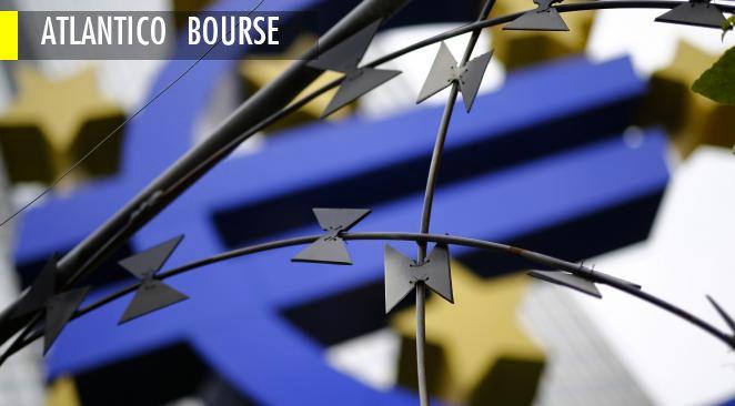 L'euro a baissé de 8% depuis ses plus hauts par rapport au dollar en quelques mois.