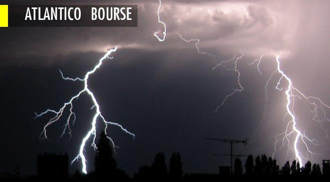 Les marchés broient du noir... Laissez passer l'orage !