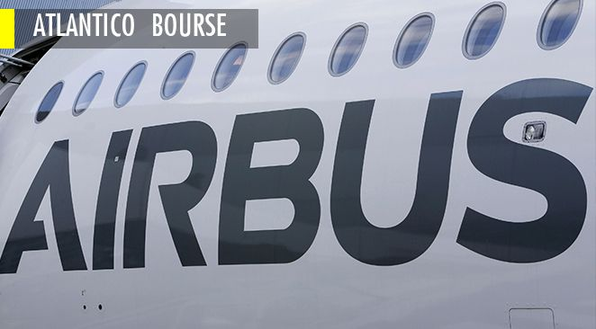 Airbus a tous les atouts en main, malgré la chute de ses cours.