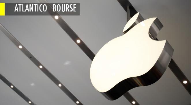 Apple : 38 Milliards d'impôts