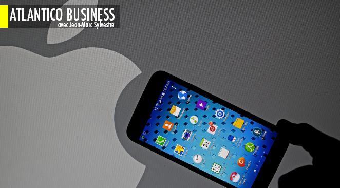 La nouvelle révolution digitale place Google en tête de toutes les entreprises mondiales, devant Apple