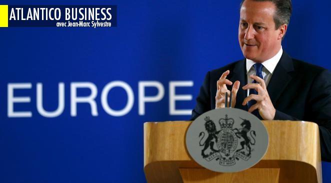 Si David Cameron obtient une Europe à la carte, c'est parce que François Hollande a raté l'Europe fédérale. Quel gâchis !