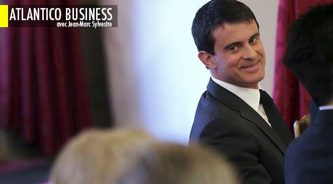 Manuel Valls arrondit les angles pour ne pas rater sa conférence sociale.
