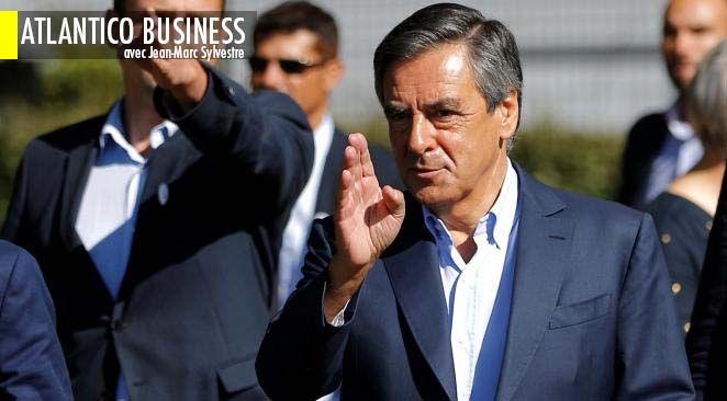 La conviction de François Fillon et de son équipe est que le pays a besoin d'une politique pro-business