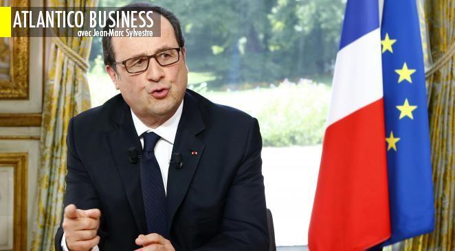 Quand François Hollande relance la mode des leçons de morale, c'est mauvais signe pour tout le monde