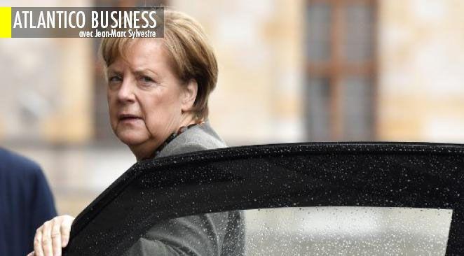 Quand l'Allemagne politique en pleine crise en vient à considérer que son avenir dépend fortement d'Emmanuel Macron