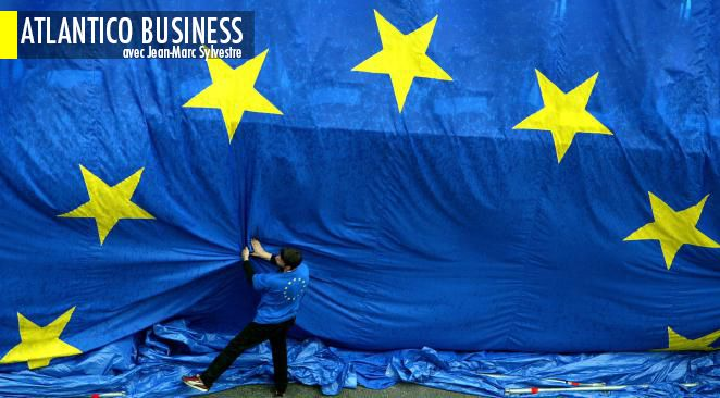 La campagne pour les européennes n'existe pas. Les rares débats se résument  à des batailles politiciennes ridicules.