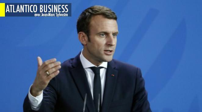 Macron : tout va bien. Insee, agences économiques, entreprises et investisseurs, tous le disent... Louche, non ?