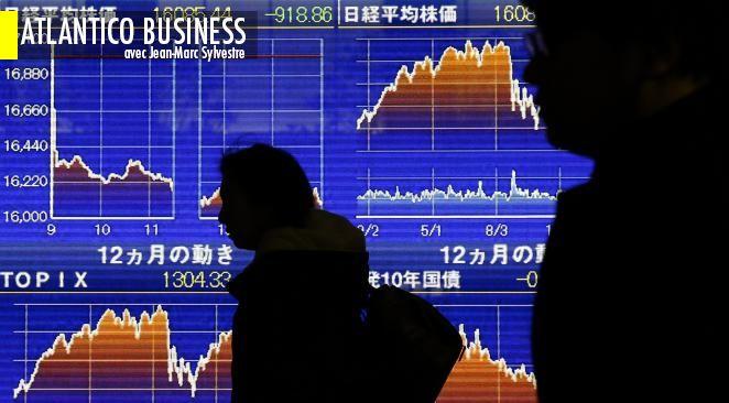 Face au risque de krach bancaire, l'immense chantier des pays développés pour tenter de le contenir