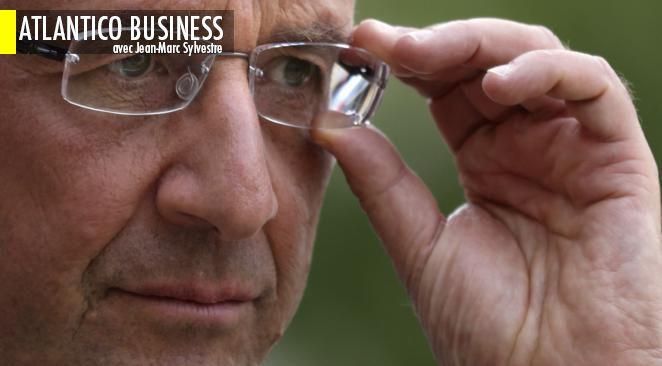 François Hollande est en déplacement ce jeudi à Toulouse afin d'aborder un sujet issue de son pacte de responsabilité.