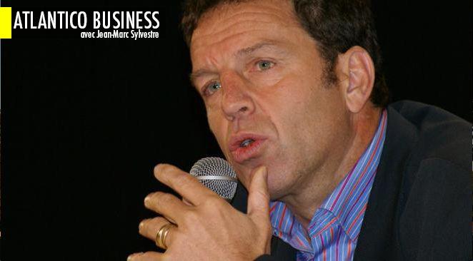 Geoffroy Roux de Bézieux, vice-président du Medef.