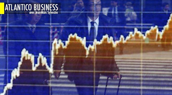 """La France pourrait connaître en 2014 une """"inflexion positive de la croissance""""."""