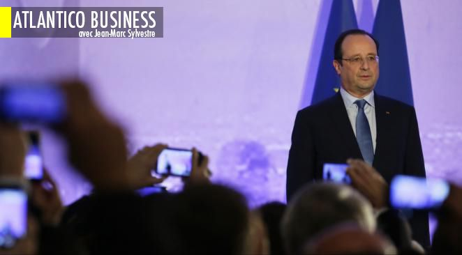 François Hollande donne une conférence de presse cet après-midi.