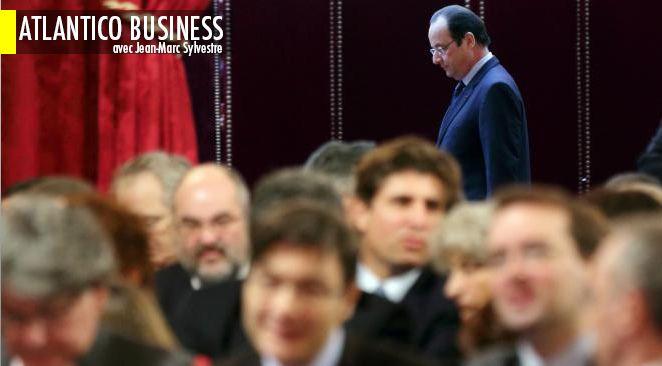 François Hollande a perdu son pari.