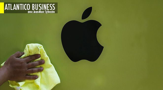 La marque à la pomme va, selon l'agence Bloomberg, lancer la production de deux nouveaux appareils.