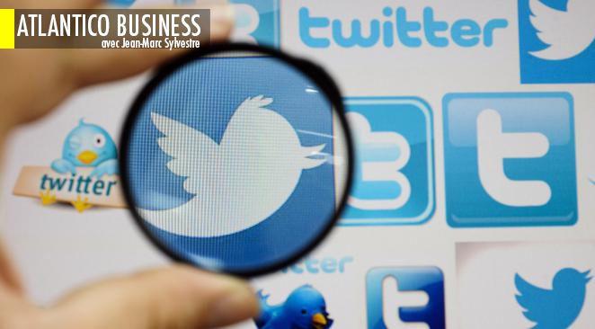 Twitter a publié mercredi soir ses résultats pour l'année 2013.