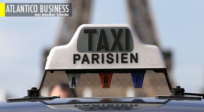 En colère contre les VTC, les chauffeurs de taxi appellent à une grève reconductible.