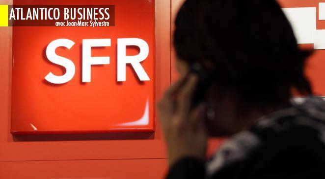 Numéricable pourrait racheter SFR.