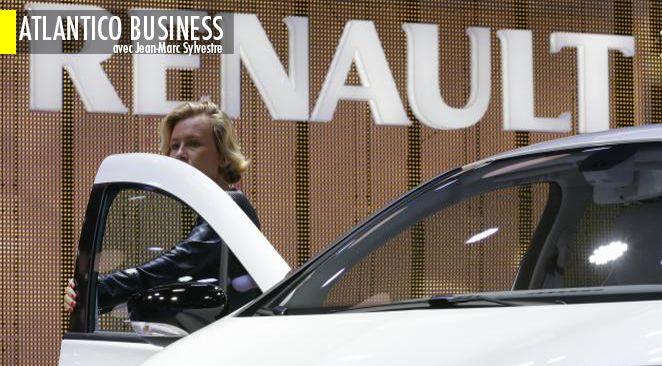 Renault toujours opposé à la montée de l'Etat dans son capital.
