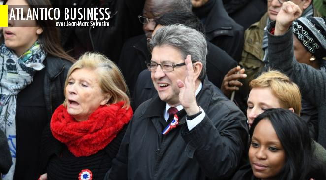 """Jean-Luc Mélenchon : """"je me sens prêt à gouverner"""""""