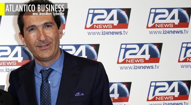 Patrick Drahi, le fondateur de Numericable.