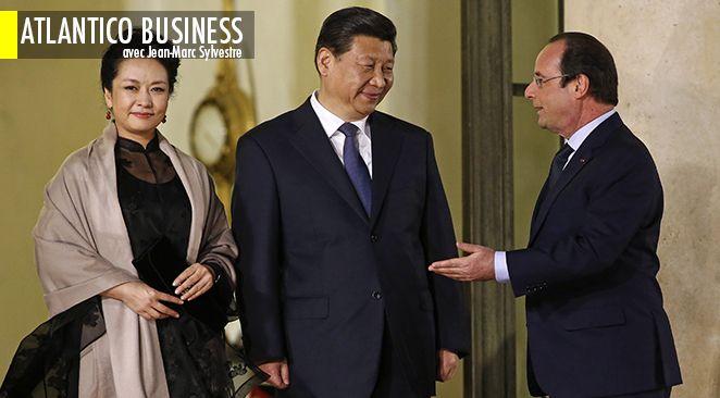 50 accords de coopération ont été signés mercredi entre la France et la Chine.